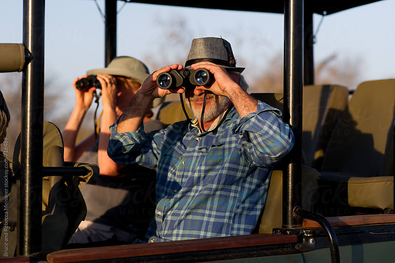 Game Drive by Bruce Meissner for Stocksy United