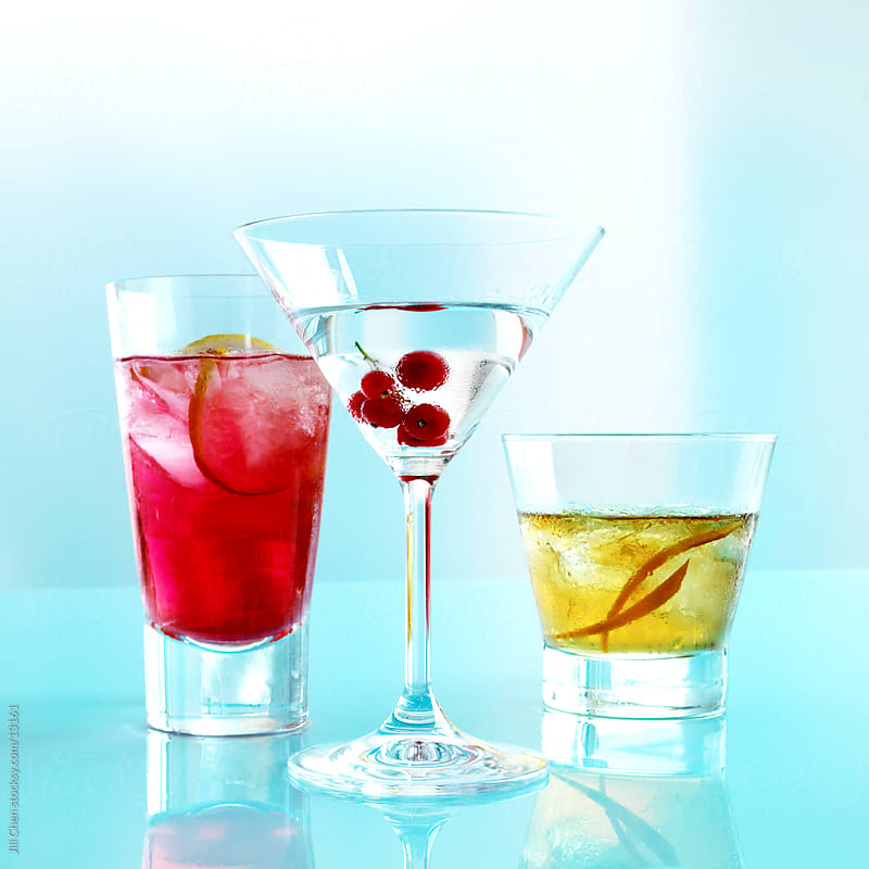 Great Cocktails by Jill Chen for Stocksy United