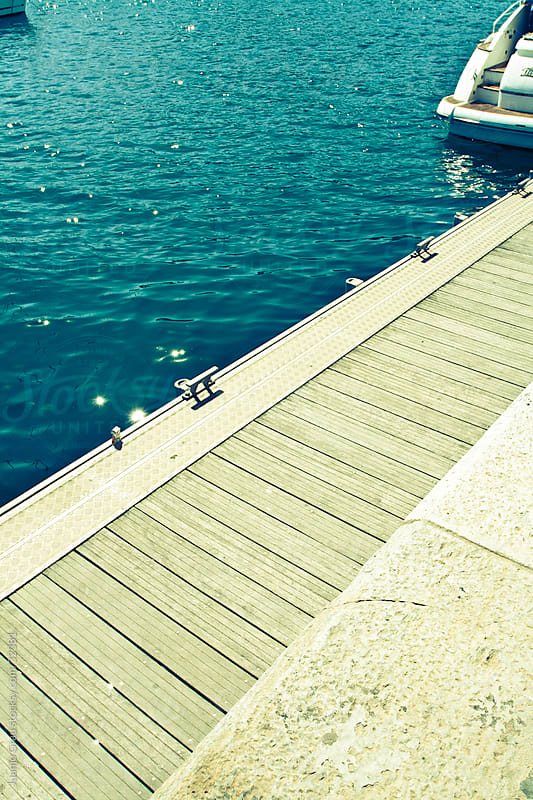 Nautical dock by Juanjo Grau for Stocksy United