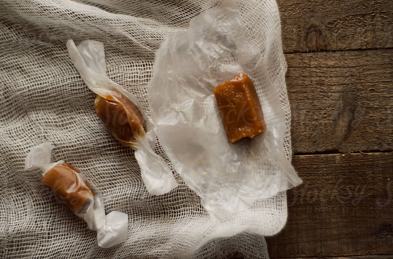 caramels by Crissy Mitchell for Stocksy United