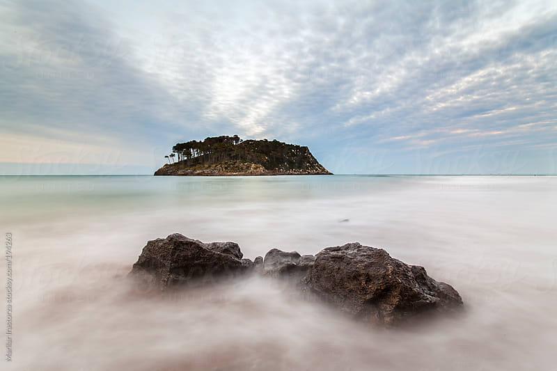 Island of the Basque Coast by Marilar Irastorza for Stocksy United