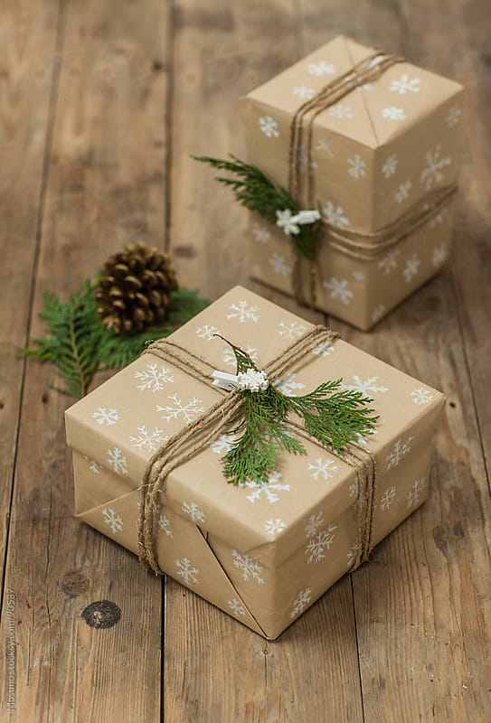 Christmas Gifts by Mosuno for Stocksy United