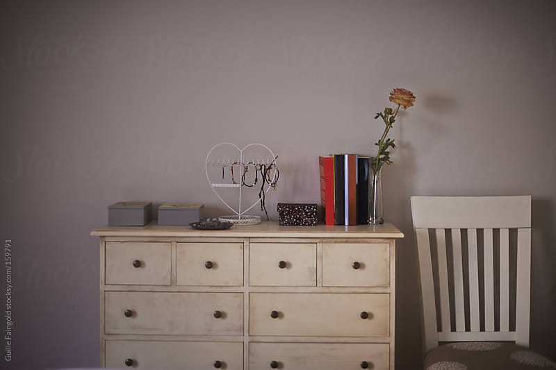 Bedroom Drawer by Guille Faingold for Stocksy United