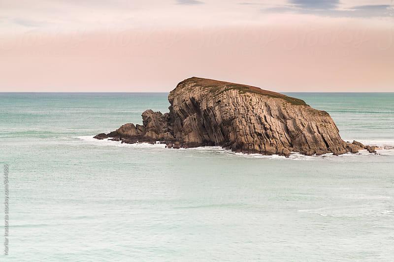 Islet in the Ocean by Marilar Irastorza for Stocksy United