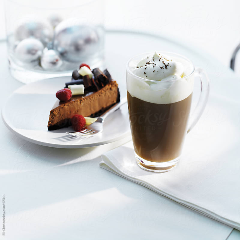 Holiday Dessert by Jill Chen for Stocksy United