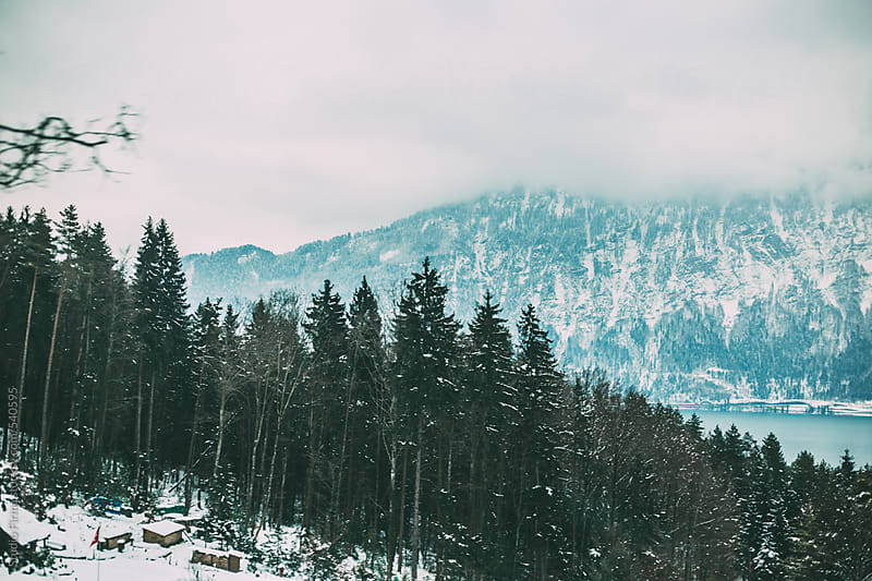 Interlaken, Switzerland. by Studio Firma for Stocksy United