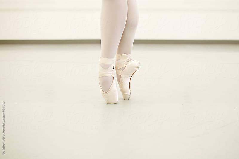 Ballet shoes  by Jennifer Brister for Stocksy United
