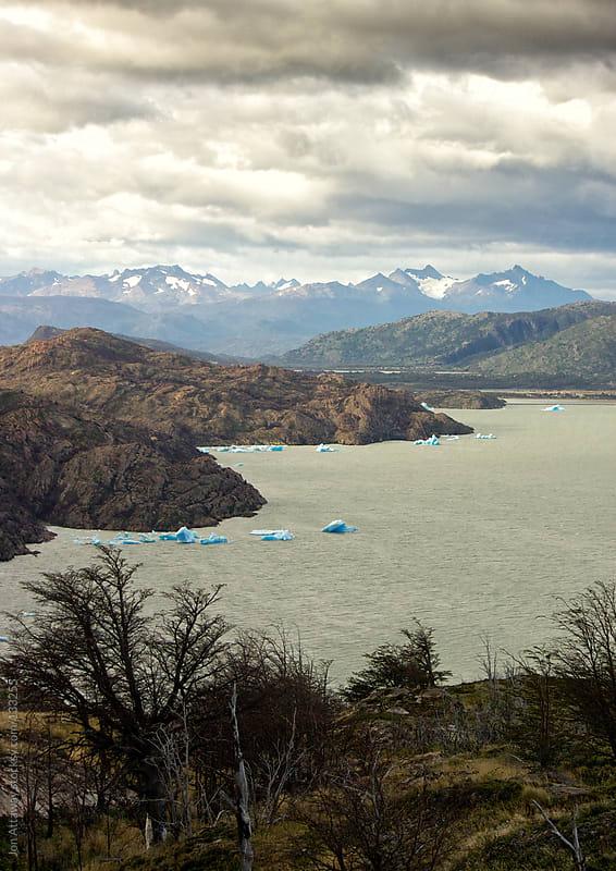 Lago Grey, Torres del Paine by Jon Attaway for Stocksy United