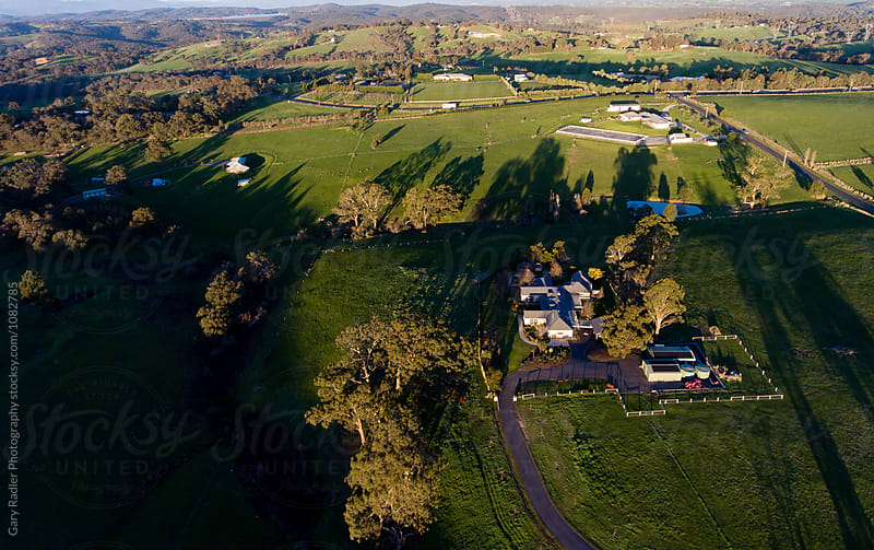 Farms in Victoria, Australia by Gary Radler Photography for Stocksy United