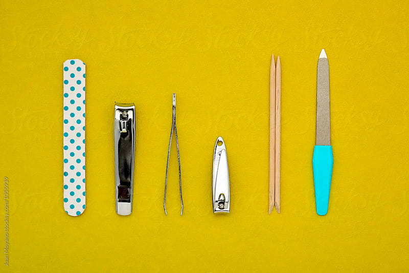 manicure set by juan moyano for Stocksy United