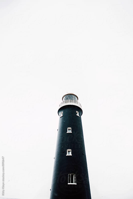 Lighthouse by Kitty Gallannaugh for Stocksy United