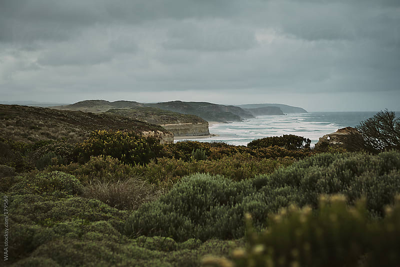 Great Ocean Road, Victoria, Australia by WAA for Stocksy United