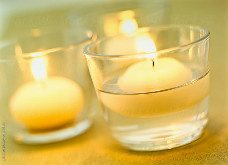 Votive Candles by Jill Chen for Stocksy United