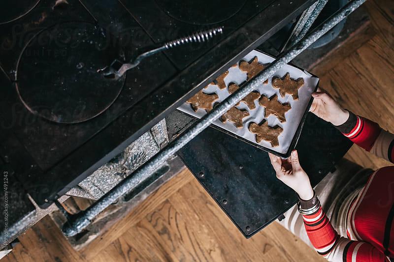 Gingerbread by Jaki Portolese for Stocksy United