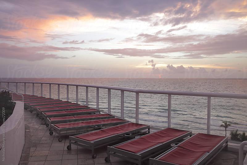 Ocean view by Nicholas Moore for Stocksy United