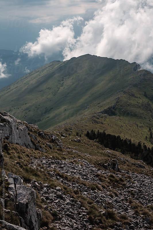 Wild Mountain Landscape by Branislav Jovanovic for Stocksy United
