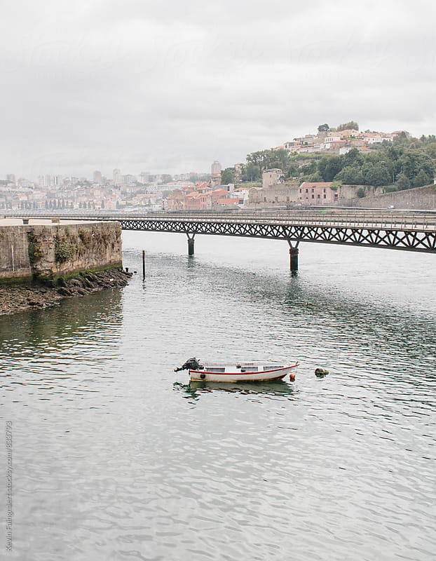 Douro River, Porto by Kevin Faingnaert for Stocksy United
