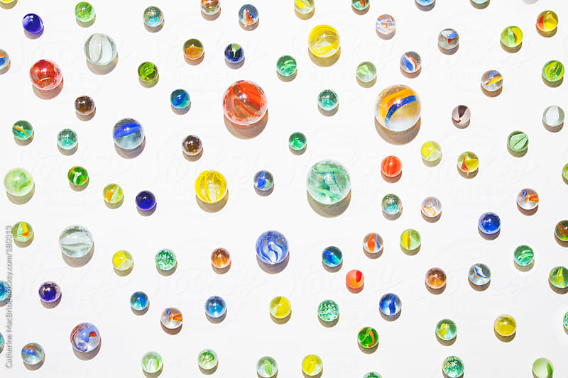 Marbles by Catherine MacBride for Stocksy United