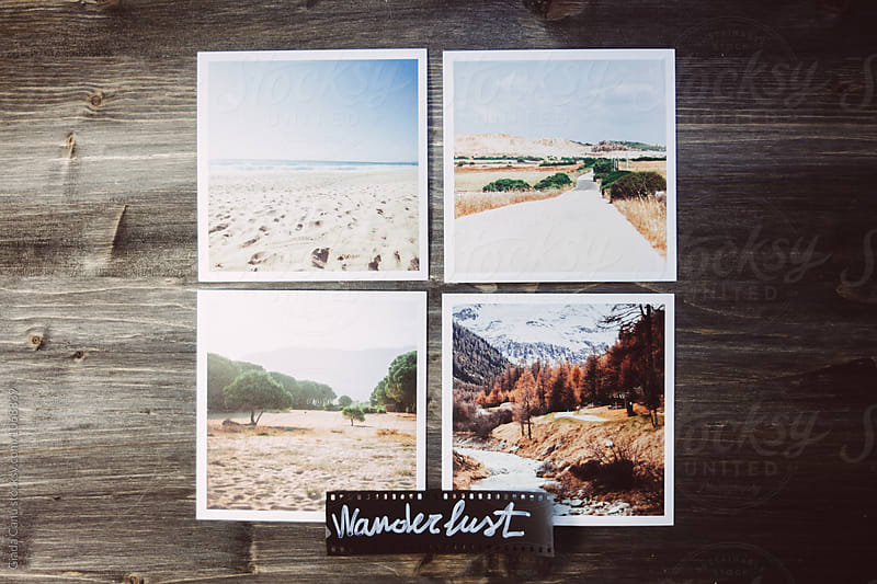 Wanderlust concept by Giada Canu for Stocksy United