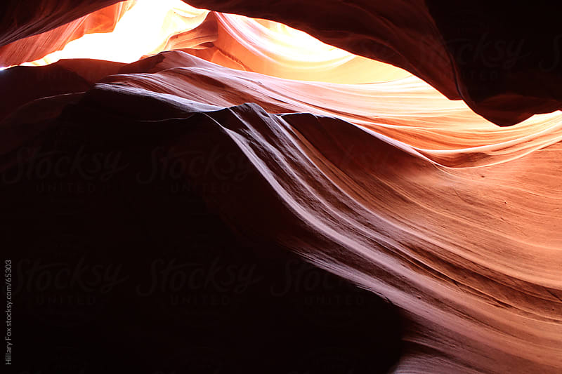 Antelope Canyon by Hillary Fox for Stocksy United