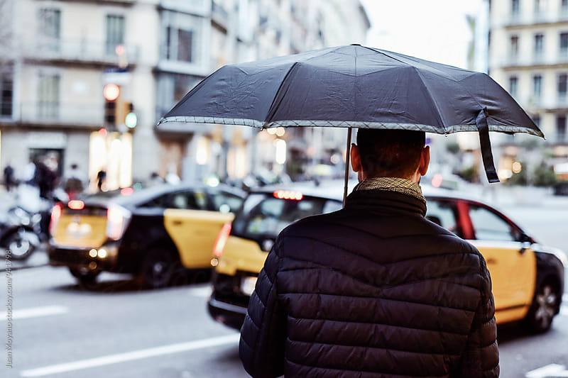 rain by Juan Moyano for Stocksy United