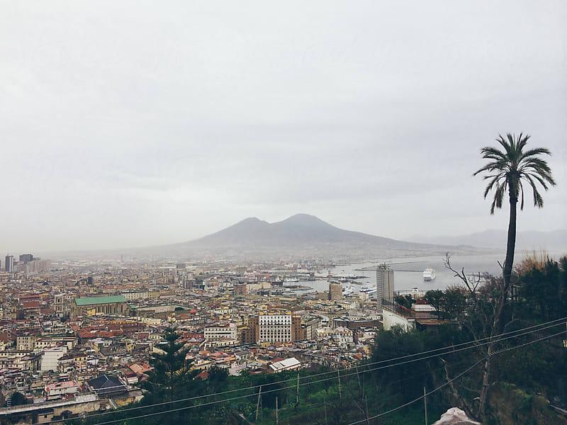 Mt. Vesuvius by Tommaso Tuzj for Stocksy United