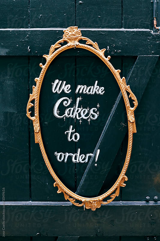Cakes to order by Jose Coello for Stocksy United