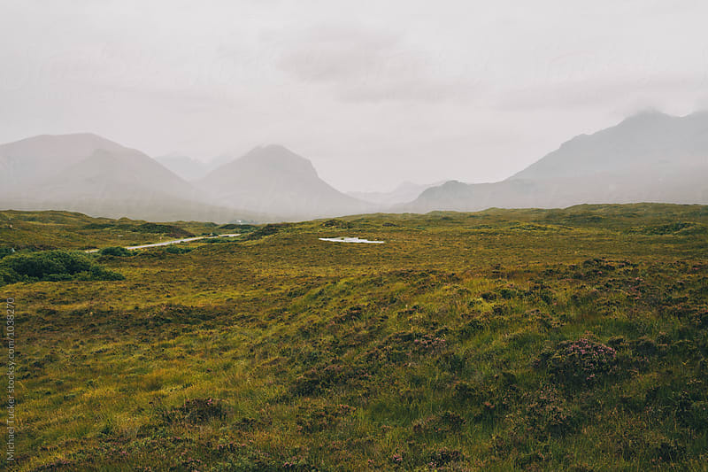 Scotland Mountains by Michael Tucker for Stocksy United