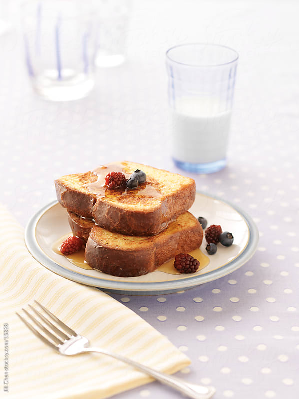 French Toast by Jill Chen for Stocksy United