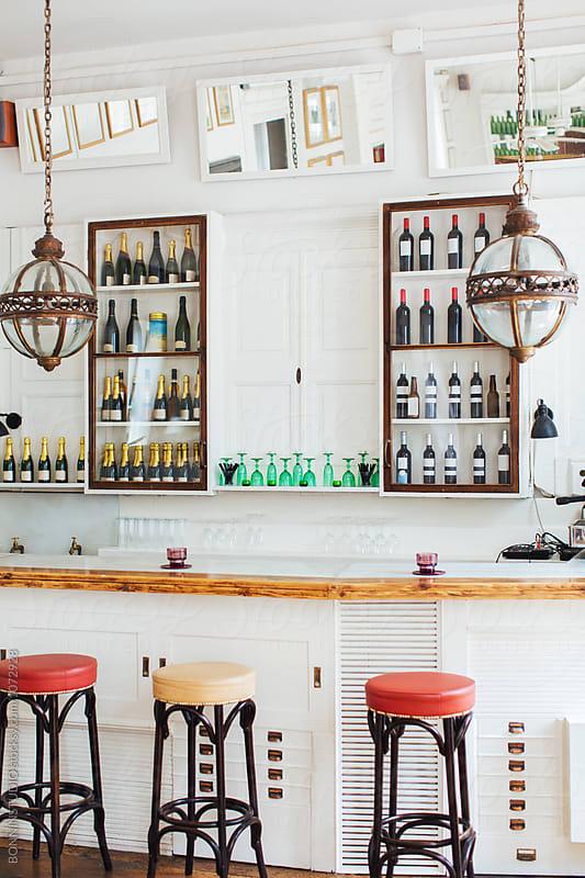 Cool restaurant. by BONNINSTUDIO for Stocksy United