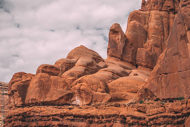 Arches Utah by Jake Elko for Stocksy United