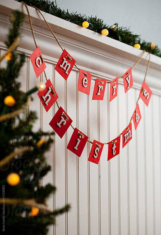 Holidays:  Festive Christmas Setting by Sean Locke for Stocksy United