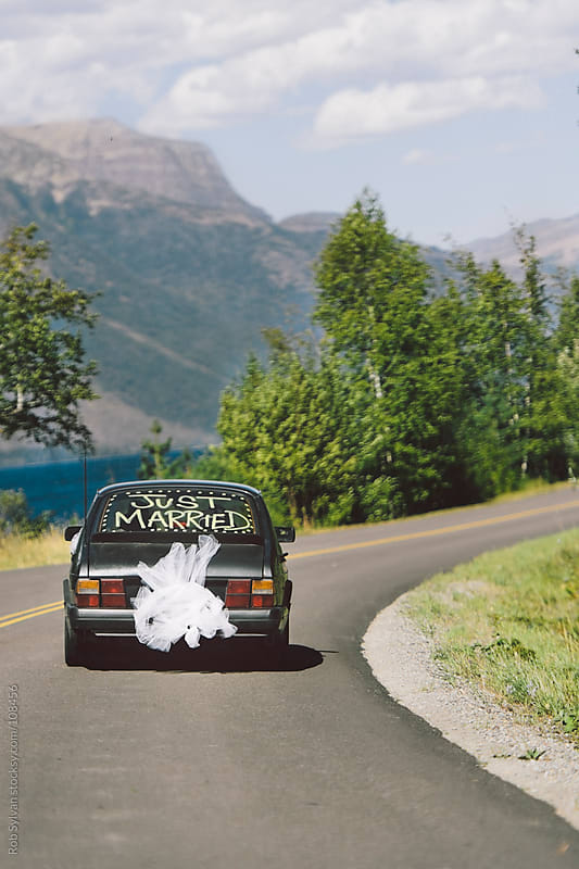 Just Married by Rob Sylvan for Stocksy United
