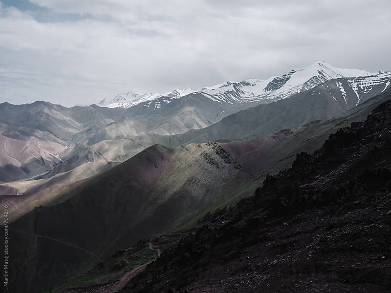 Dark Ladakh by Martin Matej for Stocksy United