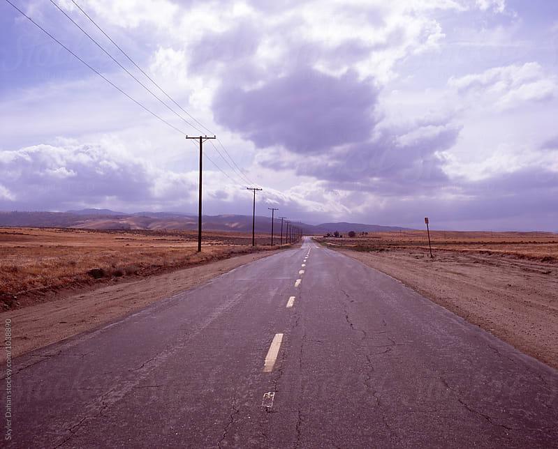 New Roads by Skyler Dahan for Stocksy United