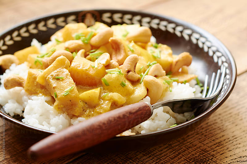 Curried Rutabaga and Apple by Harald Walker for Stocksy United
