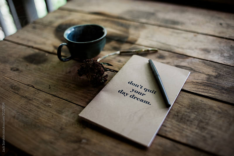 Journaling with Coffee by Jack Sorokin for Stocksy United