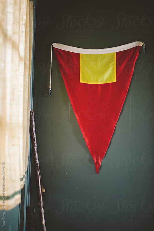 flag by Nate & Amanda Howard for Stocksy United