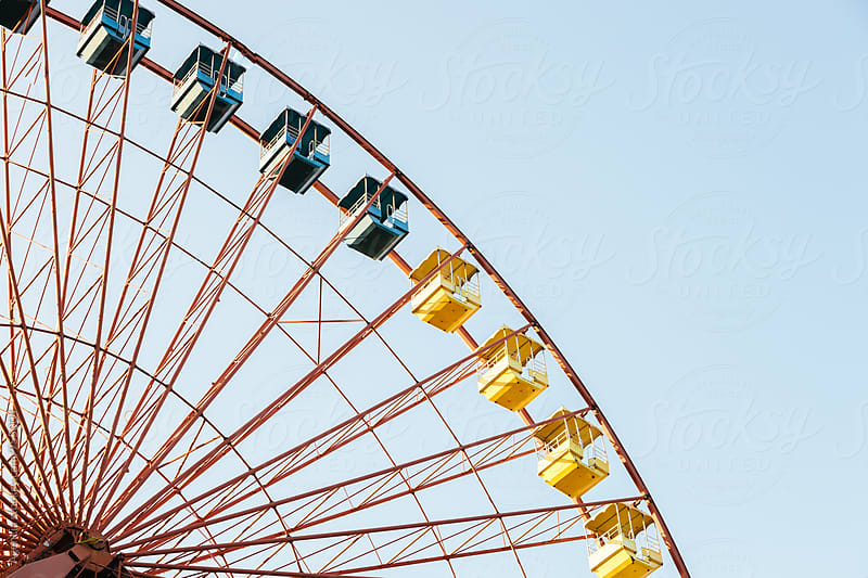 Ferris Wheel  by Agencia for Stocksy United