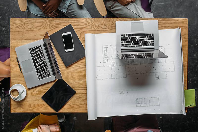 Business Desk by Studio Firma for Stocksy United