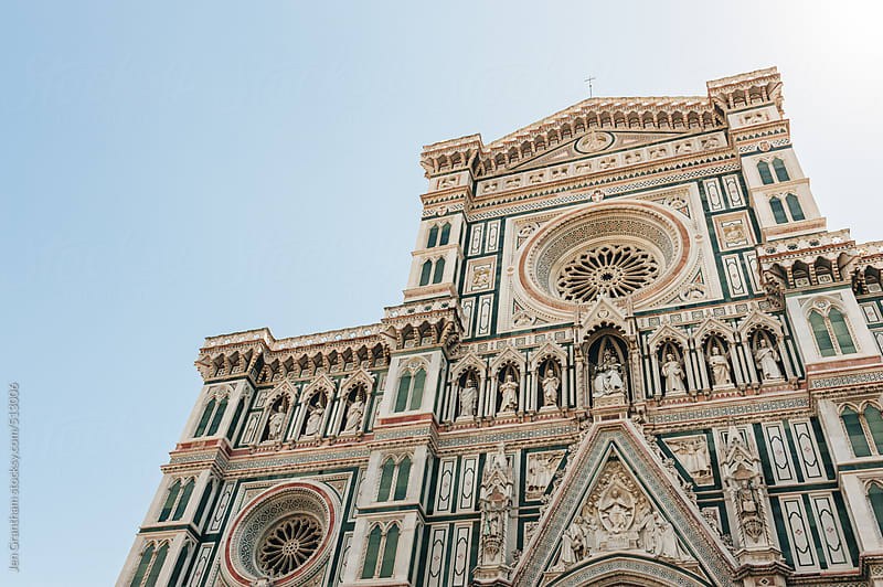 Florence Cathedral by Jen Grantham for Stocksy United