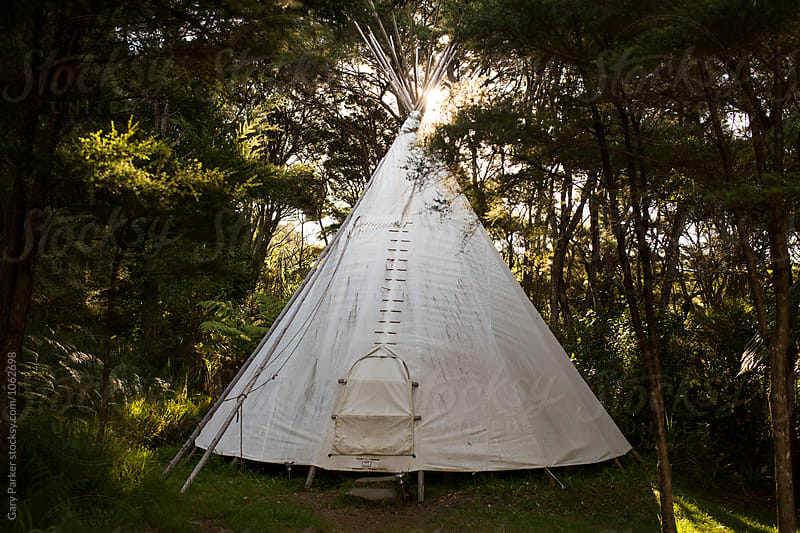 Tipi by Gary Parker for Stocksy United
