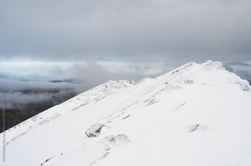 Summit Rocks I by Neil Warburton for Stocksy United
