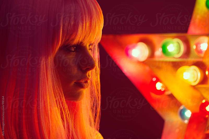 Night Lights by Aila Images for Stocksy United