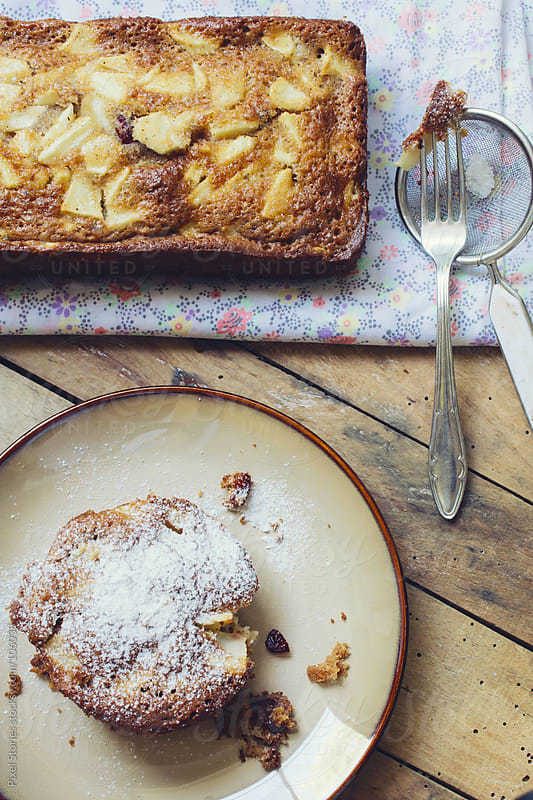 Apple pie by Pixel Stories for Stocksy United