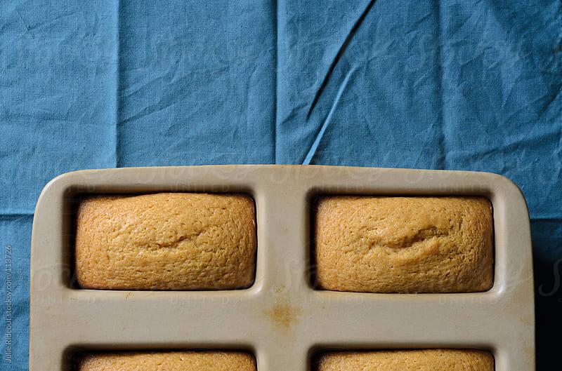Pumpkin Bread by Julie Rideout for Stocksy United
