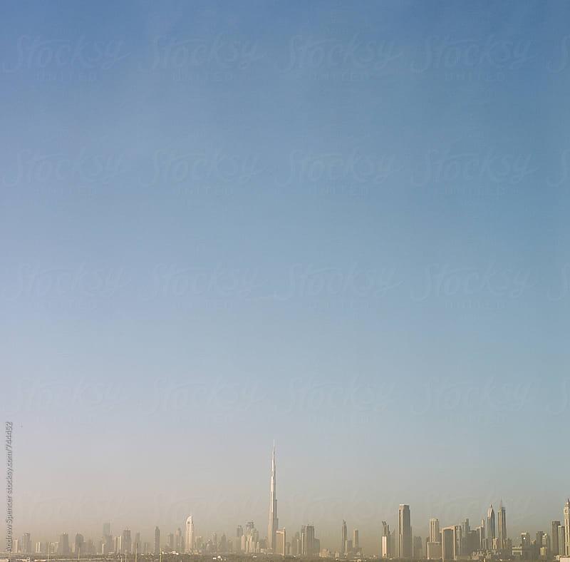 Burj Khalifa, Dubai by Andrew Spencer for Stocksy United