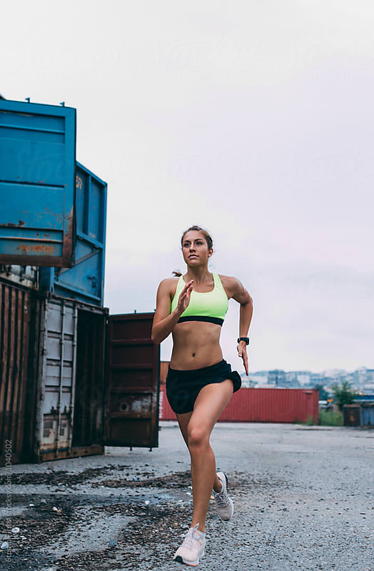 Sport - It's a Lifestyle by Studio Firma for Stocksy United