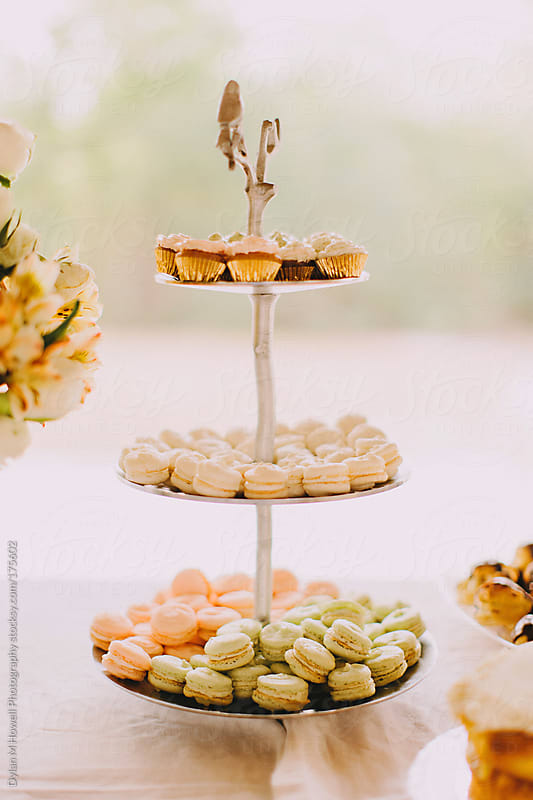 Tray of Sweets by Dylan M Howell Photography for Stocksy United