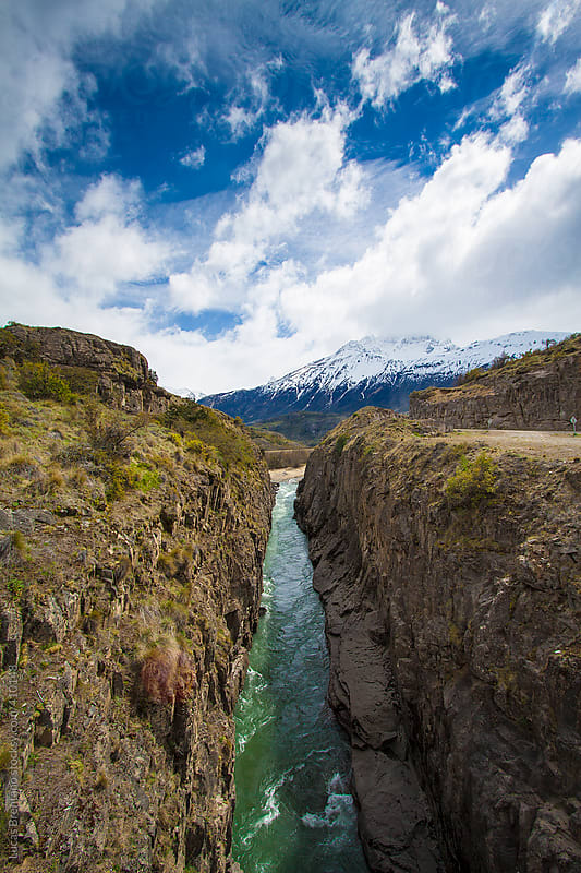Chilean Rivers - Carretera Austral by Lucas Brentano for Stocksy United